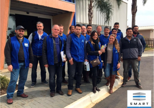 55º Curso Construindo em Light Steel Framing.